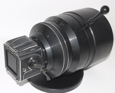4-Kilfitt Zoomatar 250mm f1.3