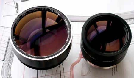 8-Canon 65mm f0,75